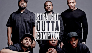 Universal Pictures Straight Outta Compton, F. Gary Gray, Dr Dre and Ice Cube